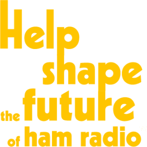 Ham Census - help shape the future Help shape the future of ham radio