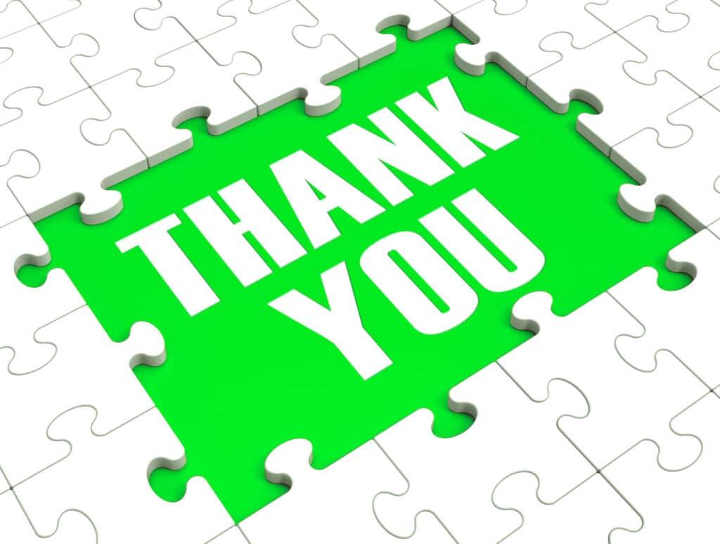 Thank you Ham Census participants